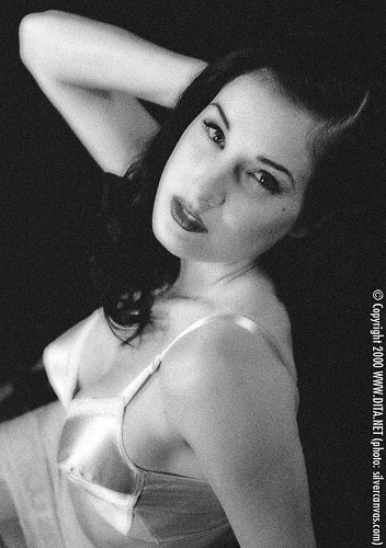 Heather Sweet Better Known By Her Stage Name Of Dita Von Teese