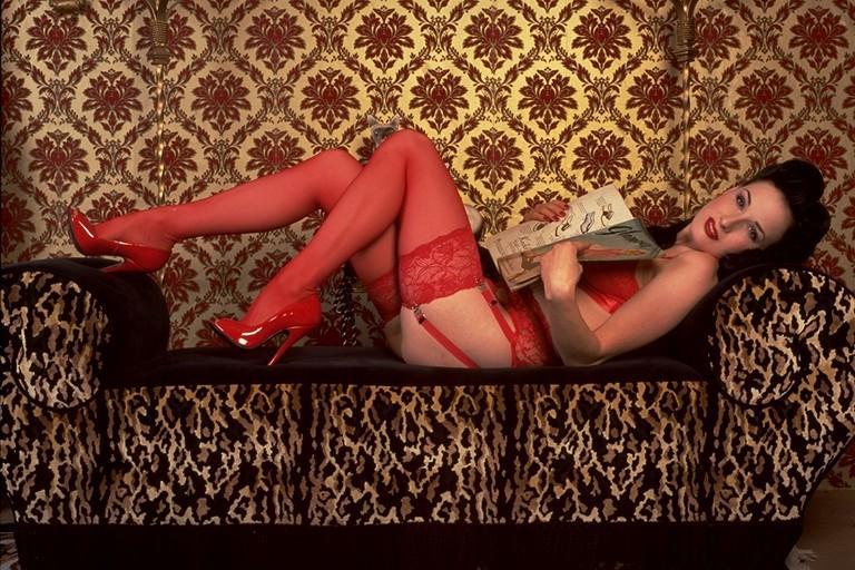 Dita Von Teese Gallery Hot Pics Celebrity Gossip Oops